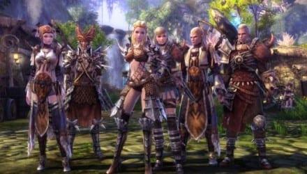 Black Gold Online revela classe Beastmaster