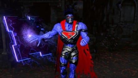 Nightmare Superman é novo campeão de Infinite Crisis