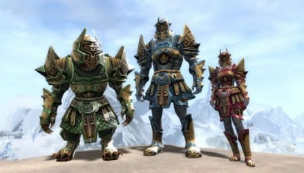 "Guild Wars 2 apresenta sistema ""Wardrobe"""