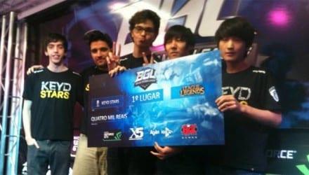 League of Legends: KeyD Stars vence BGL Arena 3#