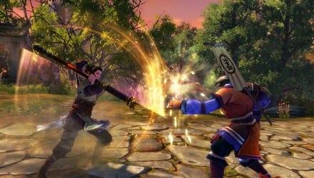 Swordsman é o novo MMORPG da Perfect World Entertaiment