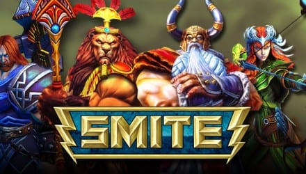 Smite é oficialmente lançado na Europa e América do Norte