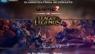 League of Legends: começa hoje as classificatórias para o Circuito Game7