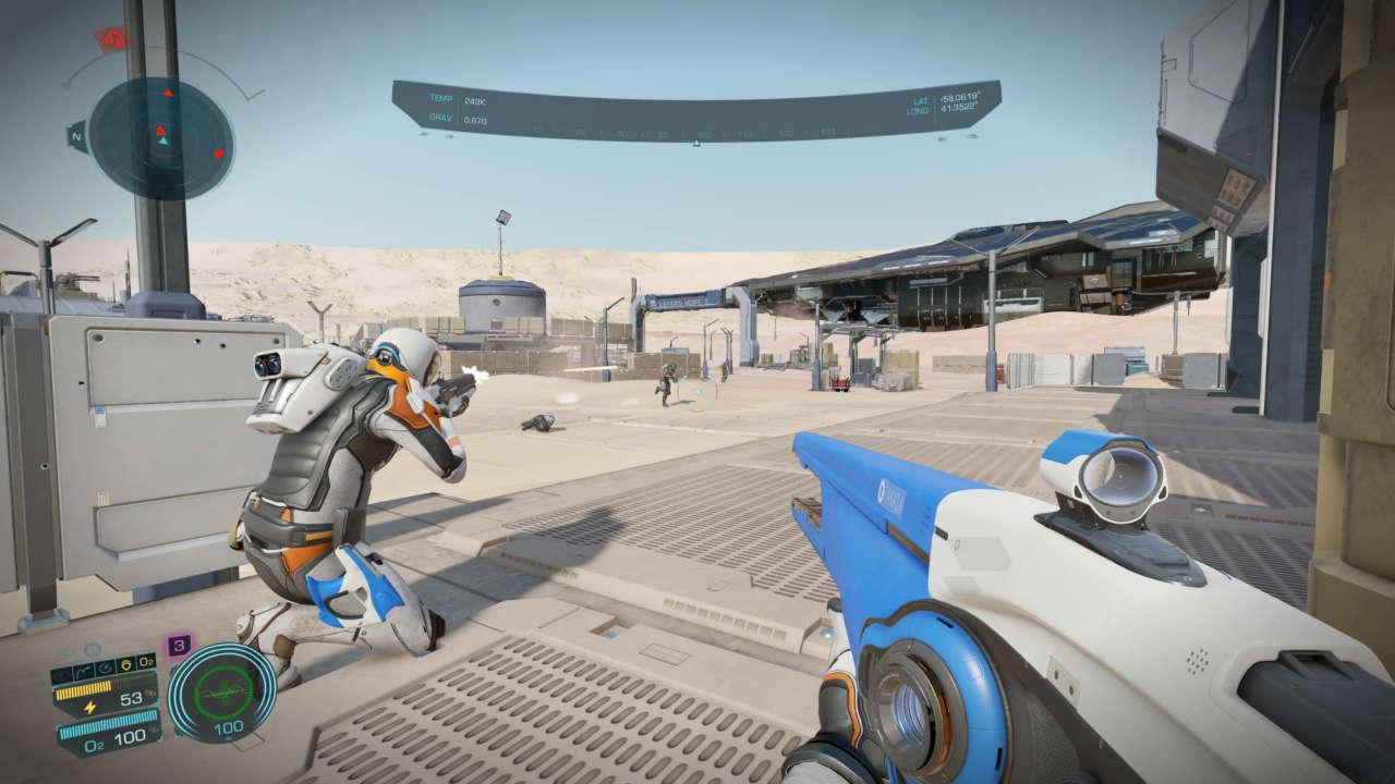 Elite: Dangerous - Odyssey PC GamePlay,